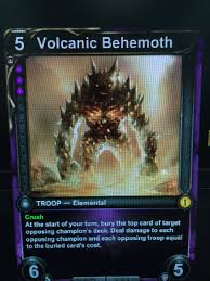 Yugioh Volcanic Deck April 2015 by Hex First Set 5 Cards Spoilers Are Here U2013 Digital Card Gamers