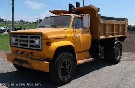 100 Gmc Dump Trucks For Sale 1988 GMC TopKick 7000 Dump Truck Item DD1688 SOLD Septe