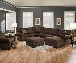 Living Room Colour Ideas Brown Sofa by Glamorous 50 Dark Chocolate Sofa Decorating Ideas Decorating