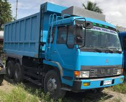 100 Mitsubishi Commercial Trucks Fuso Dump Truck On Carousell