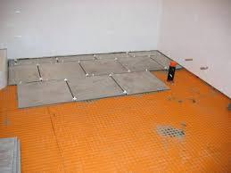 schluter floor heat thermostat flooring tile electrical