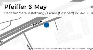 pfeiffer may loebstraße in trier trier nord