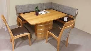 eckbank truhe eckbankgruppe buche inkl tisch stühle