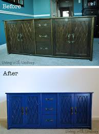 Cabinet Refinishing Kit Before And After by Revamping A 1960s Beauty Without Sanding Or Priming Makely