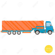 Cartoon Transport. Semi-trailer Truck Vector Illustration. View ... Semi Truck Outline Drawing Vector Squad Blog Semi Truck Outline On White Background Stock Art Svg Filetruck Cutting Templatevector Clip For American Semitruck Photo Illustration Image 2035445 Stockunlimited Black And White Orangiausa At Getdrawingscom Free Personal Use Cartoon Transport Dump Stock Vector Of Business Cstruction Red Big Rig Cab Lazttweet Clkercom Clip Art Online Trailers Transportation Goods