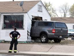 100 Weld County Garage Truck City Parolee Crashes Stolen Truck Into Greeley House Tries To Carjack
