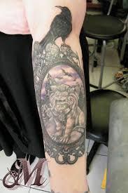 Gothic Tattoo By Mylooz