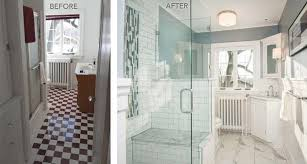 Before And After Pictures Of A Des Moines 1920 Craftsman Bathroom Remodel By Silent Rivers