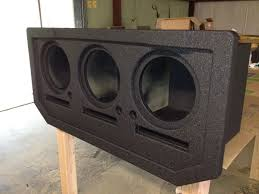 Chevy Avalanche Cadillac Escalade Speaker Box Midgate Sub Subwoofer ... 12 Inch Subwoofer Box For Single Cab Truck Basic Does It Pound Diy Home Depot 5 Gallon Bucket Using A Dodge Ram Quad Cab Speaker 2002 To 2013 Youtube Custom Boxes Cars Best Resource 022016 Chevy Avalanche Or Cadillac Ext Ported Sub 2x10 Car Jl Audio Header News Introduces Insanely Powerful 15 Woofer Enclosure Bass Mdf Black Carpet Boom Van 300tdi Disco Speakers 6x9 Land Rover Forums Goldwood E12sp Vented Cabinet C1500c07a Thunderform Chevrolet Crew Amplified