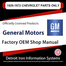 Detroit Iron® DCDGM-145 - 1929-1972 Chevrolet Auto/Truck Parts ... Free Truck Repair Manuals Data Wiring Diagrams 2005 Chevy Manual Online A Good Owner Example Ford User Guide 1988 Toyota The Best Way To Go Is A Factory Detroit Iron Dcdf107 571967 Parts On Cd Haynes Dodge Spirit Plymouth Acclaim 1989 Thru 1995 Chiltons 2007 Hhr Basic Instruction Linde Fork Lift Spare 2014 Download Chilton Asian Service 2010 Simple Books Car Software Mitchell On Demand Heavy Service Hyundai Accent Pdf