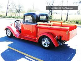 100 1934 Dodge Truck Pickup Custom Classic Street Hot Rod 350 Chevy Auto No Rat