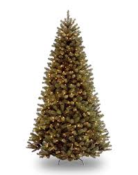75 Foot Pre Lit Christmas Tree by Amazon Com National Tree 7 5 Foot North Valley Spruce Tree With