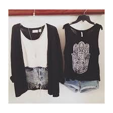 Beautiful Best Friends Black Cute Fashion Love Ootd Outfit