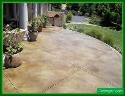 100 Concrete Patio Floor Ideas Patio Design With by Stained Concrete Patio Colors Design Idea Home Landscaping