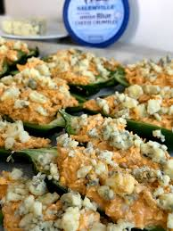 Happy Living Halloween Jalapeno Poppers by Buffalo Chicken Jalapeno Poppers So Tipical Me