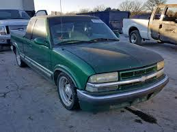 100 1998 Chevy Truck For Sale Chevrolet S S1 For Sale At Copart Rogersville MO Lot