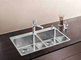 Blanco Sink Strainer Waste by Blanco Andano 180 If Kitchen Sinks From Blanco Architonic