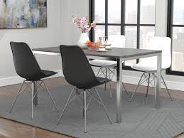 Armless Dining Chairs White And Chrome (Set Of 2) - Coaster ... Arbor Home Ding Room Frazier Armless Chair Arb1915 Walter E Smithe Fniture Design Rendo Outdoor D803 Contemporary With Metal Legs By Global At Value City Bas Chairs Quilt Black Leatherette Details About Set Of 2 Kitchen Side Amazoncom Wood Modern Gray Indoor Frame Nilkamal Hampton Blackbrown Newark In Grey Espresso Armen Living 4 Steel High Back