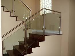 Interior Cable Stair Railing Kits Miami Stairs Gl Railings ... Best 25 Modern Stair Railing Ideas On Pinterest Stair Contemporary Stairs Tigerwood Treads Plain Wrought Iron Work Shop Denver Stairs Railing Railings Interior Banister 18 Best Jurnyi Lpcs Images Banisters Decorations Indoor Kits Systems For Your Marvellous Staircase Wall Design Decor Tips Rails On 22 Innovative Ideas Home And Gardening