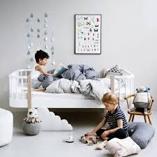 OLIVER FURNITURE Wood Single Bed