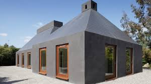 100 Best Contemporary Homes Disasterproof Tank Home In Kildare