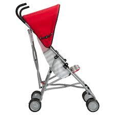 Disney Mickey Mouse Umbrella Stroller with Canopy Tar