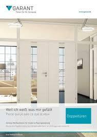 doppelflügeltüren zweiflügelige innentüren garant