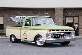 1965 Ford F100 W/ 4.6L Swap - Trinity Motorsports 1965 Ford F100 Pickup Presented As Lot F165 At Monterey Ca Icon Creates Modern Classic From Fseries Crew Cab Fordtruck F250 65ft9974d Desert Valley Auto Parts Hot Rod Network Project Truck Chevrolet Small Blockpowered Ford Truck Bad 65f Pin By Anthonylane Rawlings On Ibeam G501 Kissimmee 2016 F 100 Custom Id 27028 With A Dodge Ram Powertrain Engine Swap Depot Classic Cars 300 6 Cylinder