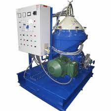 alfa laval whpx513 self cleaning centrifuge from dolphin centrifuge