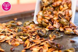 Soaking Pumpkin Seeds In Water by Jalapeño Paleo Pumpkin Seeds Paleo Steamy Paleo Recipes