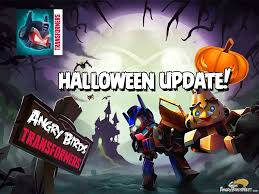 Shake Dem Halloween Bones Download by Angry Birds Transformers Halloween Update Out Now Angrybirdsnest