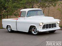 1955 Chevy Cameo Pickup Truck - Hot Rod Network 1957 Chevrolet Cameo Carrier 3124 Halfton Pickup Chevrolet Cameo Streetside Classics The Nations Trusted 1955 Pickup Truck Stock Photo 20937775 Alamy Rare And Original Carrier Pickup Sells For 1400 At Lambrecht Che 1956 3100 Volo Auto Museum 12 Ton Chevy Cameo Gmc Trucks Antique Automobile Club Of Sale 2013036 Hemmings Motor News On The Road Classic Rollections 1958 Start Run External Youtube Chevy Forgotten Truckin Magazine