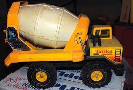100 Vintage Tonka Truck TONKA 3905 Turbo Diesel Cement Collectors Weekly