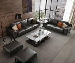 italienische luxus möbel sofagarnitur 3 2 hocker möbel sofa 3tlg gruppe