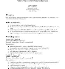 Resume For Government Jobs Canada Unique Cover Letter Job Position