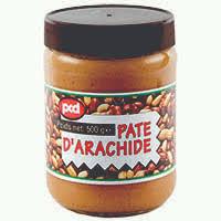pate d arachide pcd pâte d arachide beurre de cacahuètes pcd 500 g la vie