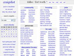 Winsome Craigslist Shuts Down Personals Section After Congress ...