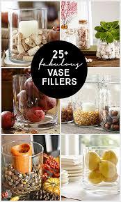 25 Vase Filler Ideas Home Decor