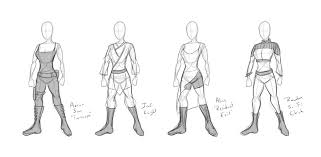 Female Costume Design By Obhan