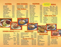 100 Golden Crust Krust Caribbean Bakery Grill Menu UrbanspoonZomato