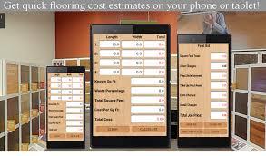 flooring bid calculator android apps on play