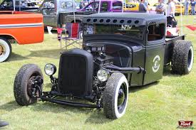 100 Blacked Out Truck Down And Dirty With Clayton Carrells 1933 Ford
