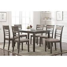 Wayfair White Dining Room Sets by Counter Height Grey Kitchen U0026 Dining Room Sets You U0027ll Love Wayfair