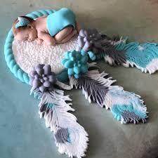 Folk Art Animals Baby Shower 4 Stencil Set Evil Cake Genius