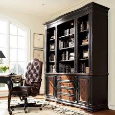 Altra Chadwick Collection L Desk Virginia Cherry by Grandover Hooker Furniture Hooker Furniture Grandover Bookcase