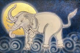 Horse Painting Animal Art Work Elephant Bird Paintings Of