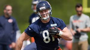Bears Hope To Find Solutions From Young Tight End Trio CBS Chicago