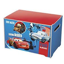 disney cars coffre à jouets en bois fr cuisine maison