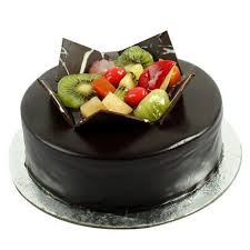 fruit chocolate cake 1 299 00 in 2020 chocolate fruit