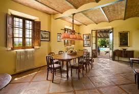 Renovated Tuscan Farm House Siena Italy
